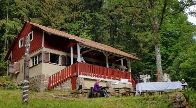 Himmelfahrt auf der Altstädter Hütte