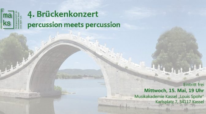 Brückenkonzert in Musikakademie