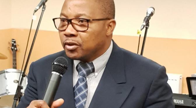 Gospel-Gottesdienst mit Steve Ogedegbe am 17.10.2021